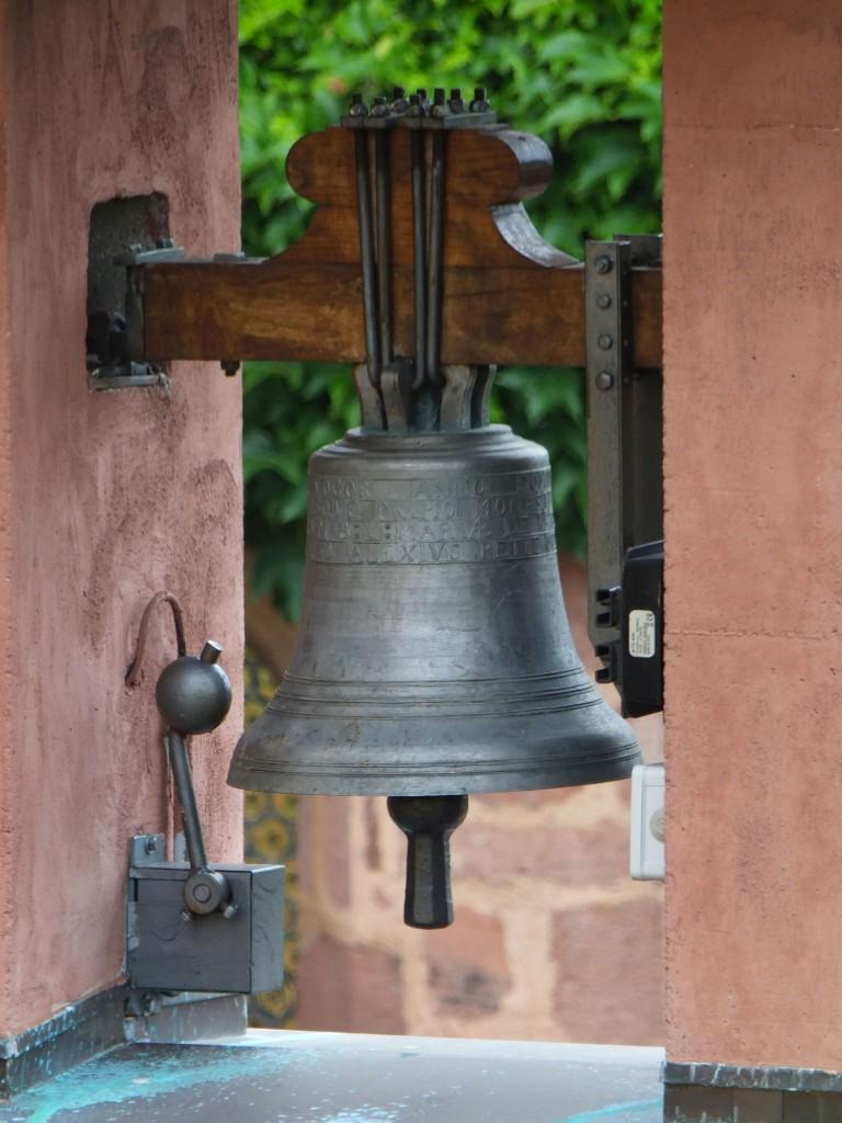 Glocke stehend halb