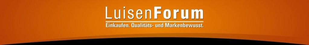 Logo LuisenForum